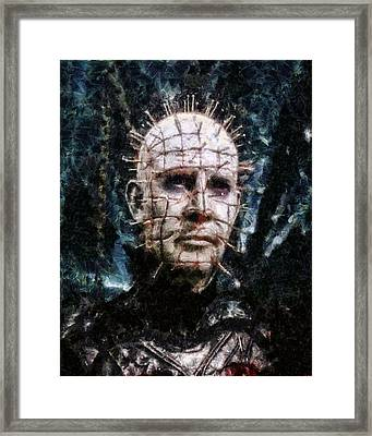 Pinhead Framed Print by Joe Misrasi
