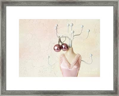 Pink 1 Framed Print