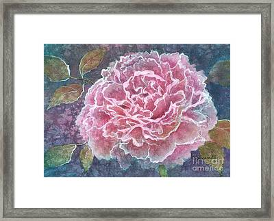 Pink Beauty Framed Print