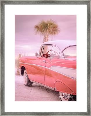 Pink Dreams Framed Print by Edward Fielding