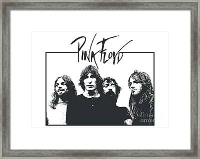 Pink Floyd No.05 Framed Print