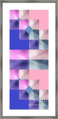 Pink Glow 2 Framed Print