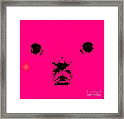 Pink Survivor Framed Print
