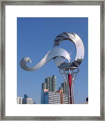 Pinnacle Framed Print by Jon Koehler