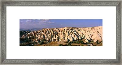 Pinnacles, Goreme Valley, Cappadocia Framed Print by Panoramic Images