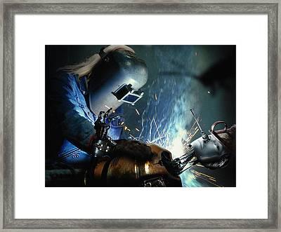 Pinocchio Framed Print by Alessandro Della Pietra