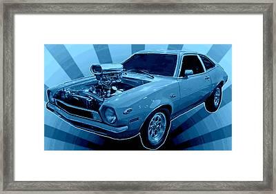 Pinto Return Framed Print