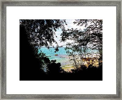 Framed Print featuring the photograph Picturesque by Amar Sheow