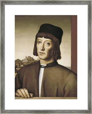 Pinzon, Mart�n Alonso Y��ez  -1493 Framed Print by Everett