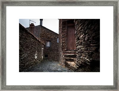 Piodao - Portugal Framed Print by Edgar Laureano