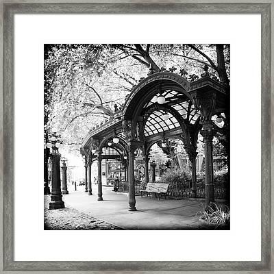Pioneer Square Pergola Photograph By Tanya Harrison