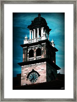 Pioneers Museum Framed Print by Michelle Frizzell-Thompson
