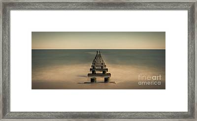 Pipe Dream Framed Print by Michael Ver Sprill