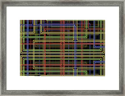 Pipe Dreams 2 Framed Print