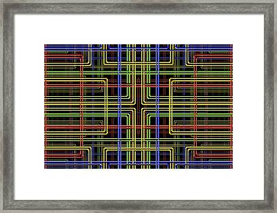 Pipe Dreams 3 Framed Print