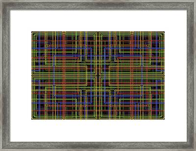 Pipe Dreams 4 Framed Print