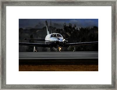 Piper Framed Print by James David Phenicie