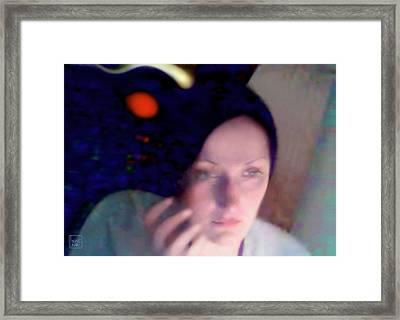Pipina Framed Print by Udo Linke
