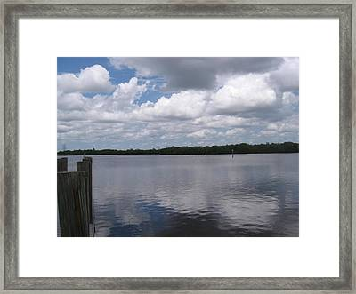 Pirate's Cove Framed Print by Frederick Holiday