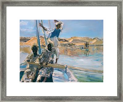 Pirates Framed Print by Mountain Dreams