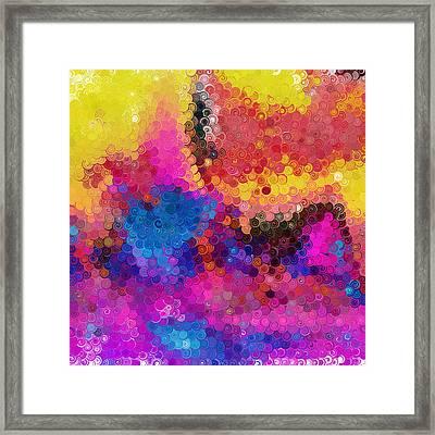 Pirouette 1 Framed Print by Tom Druin