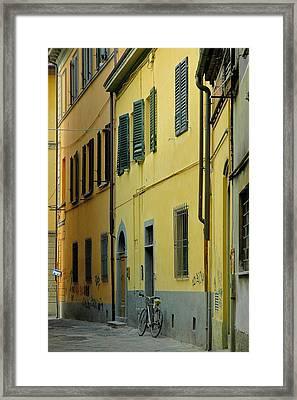 Pisa Framed Print