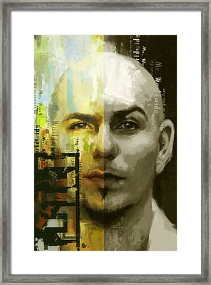 Pitbull  Framed Print by Corporate Art Task Force