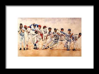 New York Yankees Framed Prints