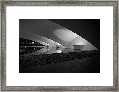 Pittsburgh 58 Framed Print by Emmanuel Panagiotakis