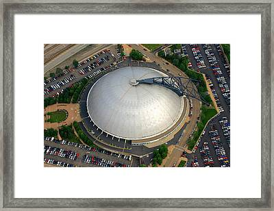 Pittsburgh Civic Arena  Framed Print by Mattucci Photography