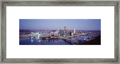 Pittsburgh Pa Framed Print