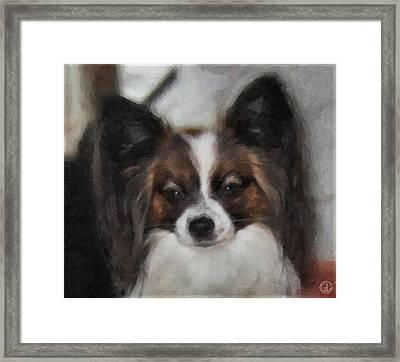 Pixie Framed Print by Gun Legler