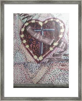 Pixie Love Framed Print by James Austin