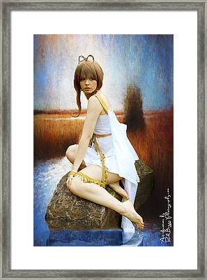 Pixie Framed Print by Rick Buggy