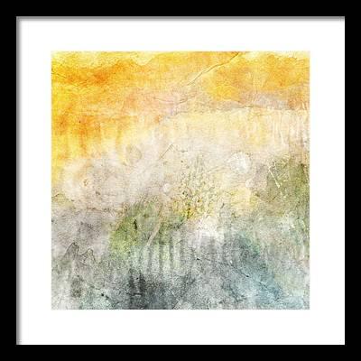 Epic Amazing Colors Landscape Digital Modern Still Life Trees Warm Natural Framed Prints