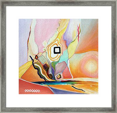 Place Of Untold Treasures Framed Print