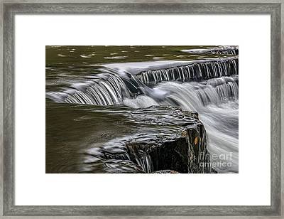 Place To Reflect Framed Print