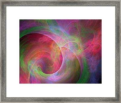 Placeres-02 Framed Print by RochVanh