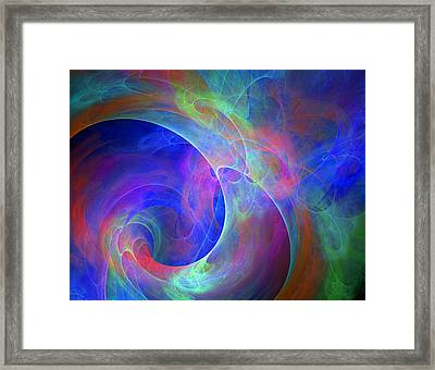 Placeres-05 Framed Print by RochVanh