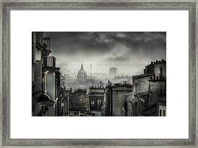 Plague Framed Print