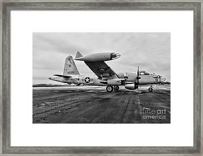 Plane - P2v-7 Neptune Aircraft Framed Print