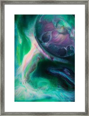 Planet B Framed Print by Lucy Matta - LuLu