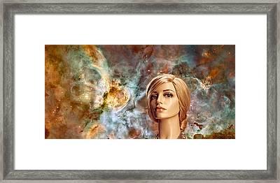 Planetarium Framed Print
