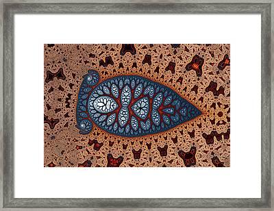 Plankton No. 2 Framed Print