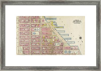 Plate 15 Bounded By Plate 32 Bounded By E Framed Print