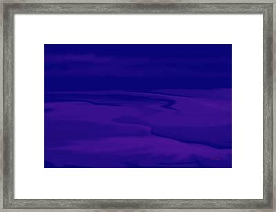 Plateau Framed Print by Tim Stringer