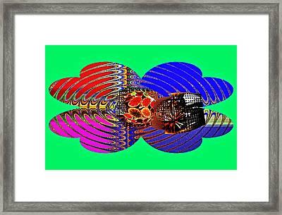 Platte Framed Print