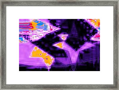 Play 4 Framed Print by Lola Connelly