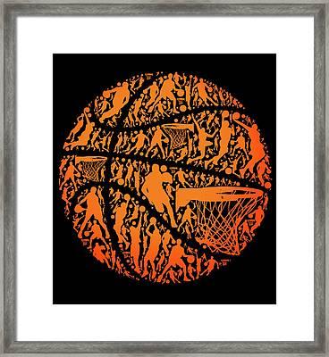 Play Ball Framed Print by Jim Baldwin