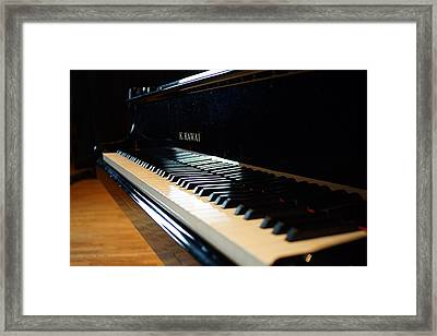 Play It Again Framed Print by Thomas Fouch